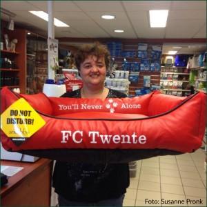 FC Twente hondenmand