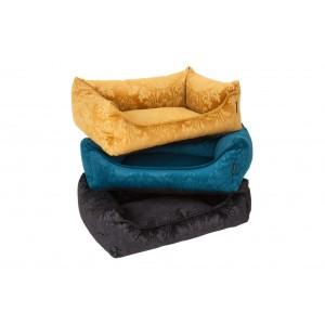 Gouden mandje voor hond of kat