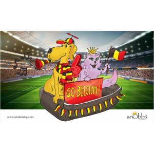 Juichen voor België!